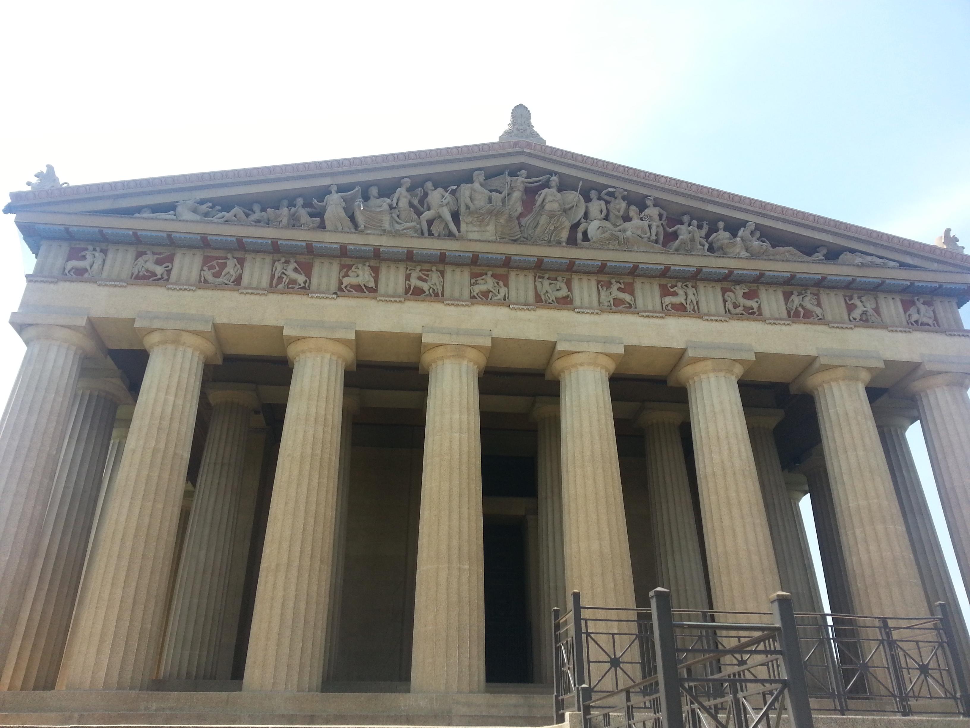 Parthenon, Nashville | paulsanguinetti